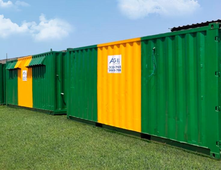Container para locação